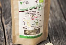 Organic and healthy snacks for babies and toddlers