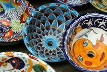 ĺavabi colorati