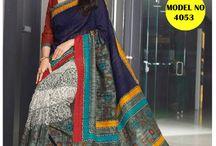 Designer catalogue Silk Sarees