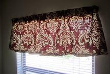 Curtains / by Amanda-Jason Carboni
