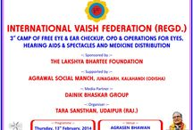 Invitation for the Noble Cause