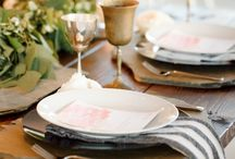 Wedding Tables / by Mallory Lee