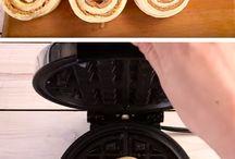 Waffle Iron Goodies