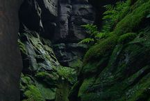 Caves, Cliffs, & Canyons / by Tk! Morlok