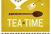 Everything Tea / Tea stuff / by Elizabeth Van Dyk