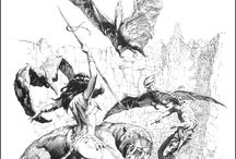 Conan e outros Bárbaros
