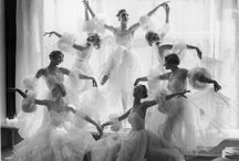 BLACK AND WHITE..DANCE AND MOTION...