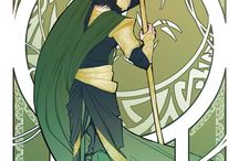 Loki / All things having to do with the handsome god of mischief