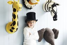 Kids Room - Boys - Knock Before Entering / Design aspects for a boys room from infant to teen