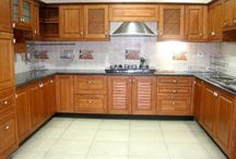 u-shaped-kitchen / The U-shape kitchen design has become a popular choice for kitchen layouts.Never shy to ask any question about U shaped modular kitchens chennai