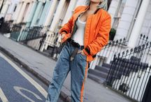 City Slicker. (Modern City Fashion Style) / Fashion in the Streets of the City.