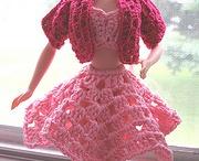 Barbie Clothes - crouchet