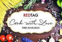 RAMADAN COOK WITH LOVE / We would like to announce Redtag Ramadan CookWithLove contest to celebrate Ramadan together!
