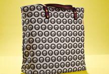 01WARDROBE Autumn/Winter 2013 - Skull Tote Bag / Cow Skin Leather Shoulder Straps // %100 Cotton Canvas bag / Printed bag / İllustrated bag , $65