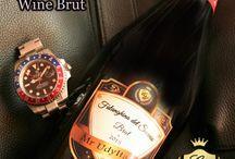 Wine Brut Luxury MR UDY Italia
