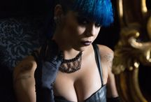 Punk Boudoir / by Boudoir Photography Denver | Under the Garter | www.underthegarter.com