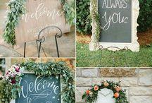 Weddings... And..