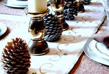 Winter table / by Chrissy Rohlmeier