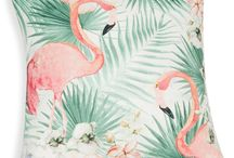 Tropical Mood / Tropical inspirations for creating a jungle in your room!