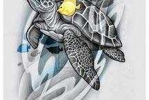 turtle totise