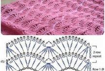 Вязание пледов