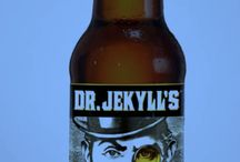 Dr. Jekyll's beers / Awesome tasting organic beer infused with great flavors and super foods.