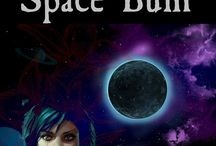 Adventures of a space bum / by Batson Group Marketing and PR
