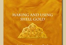 Painting with Gold / Gold Pigment