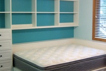 Bedrooms and Wallbeds
