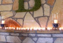 Fireplace Ideas / by Tina Baumgartner McDaniel
