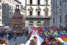 Culturele bijeenkomsten   / In Toscane en Umbrië is elke week wel een historisch schouwspel, een authentieke ambachtelijke markt, een culinaire markt of gewonnen presentatie van een mooi moment.