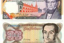 Monedas de Venezuela / Colección de monedas de Venezuela
