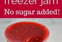 THM Jams, Jellies, Condiments