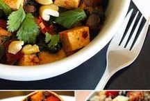 Meal ideas + Meal planning