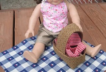 American Girl Clothes/accessories / by Amanda Knighten