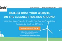 Greengeeks web hosting reviews and offers
