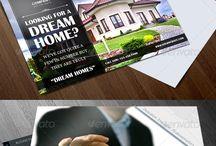 Marketing - Postcards & Flyers