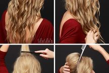 Hair Tutorials & How-Tos / Let us teach you, young grasshopper.
