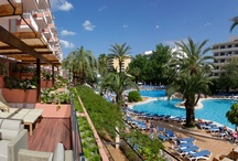 Viva Sunrise / Aparthotel in Puerto de Alcudia, Mallorca. It is located just a few minutes from the beach with crystal clear waters.