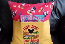 Reading Pillows