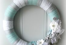 Wreath Beauty / by Katrina Weaver