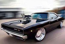 Dodge charger del 1969