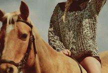 cowgirls, cowboys ♥