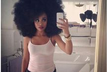 AFRO.....