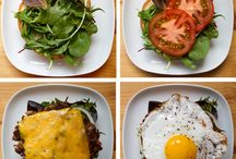Meatless Meal Ideas / by Colleen Hursh