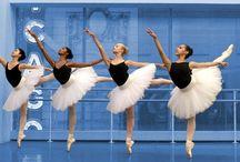 Untitled ballet YA rom book