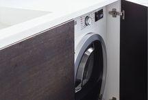 Bathroom Washingmachine