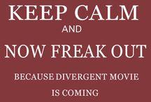 Divergent! :) / by Hannah Evatt