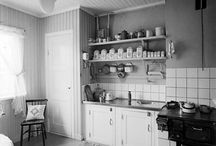 Byggnadshistoria / Historical interiors