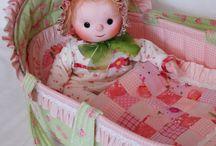 Violka Bajaníková a jej bábiky